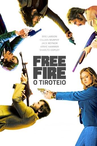 Free Fire: O Tiroteio - Poster