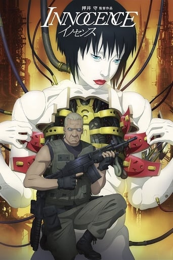 GHOST IN THE SHELL2 イノセンス