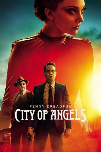 portada Penny Dreadful: City of Angels