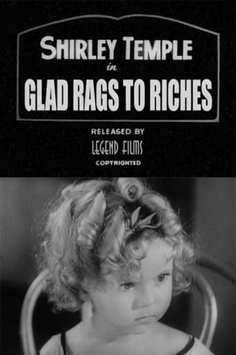 Poster of Glad Rags to Riches