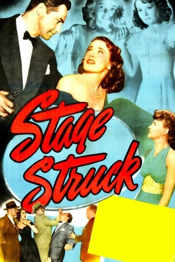 Poster of Stage Struck