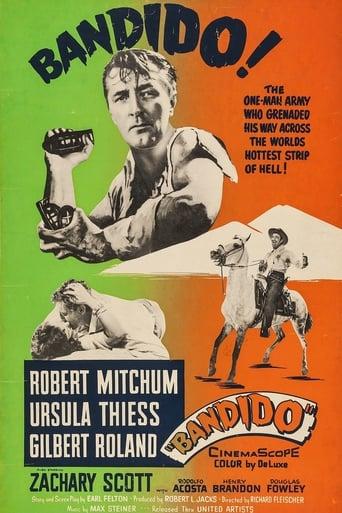'Bandido! (1956)