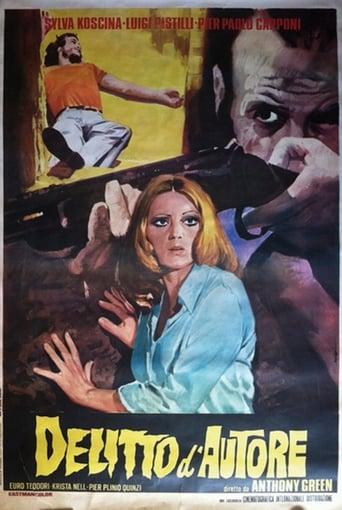 Poster of Delitto d'autore