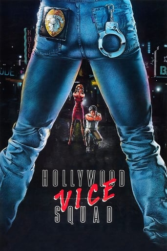 Poster of Hollywood Vice Squad