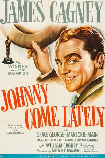 Poster of Johnny Come Lately