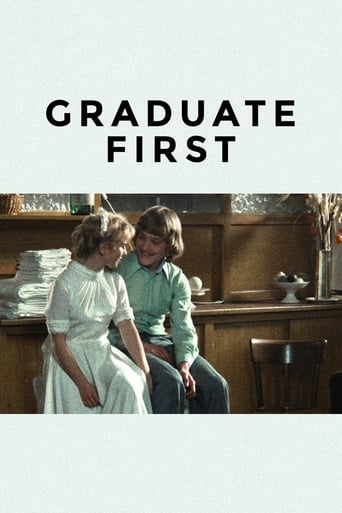 Poster of Graduate First
