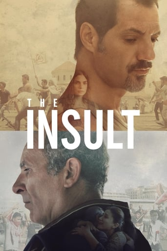 Poster of The Insult