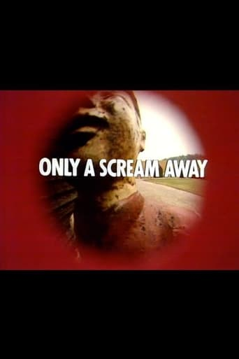 Poster of Only a Scream Away