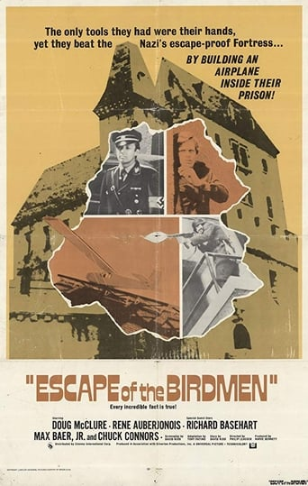 Poster of The Birdmen