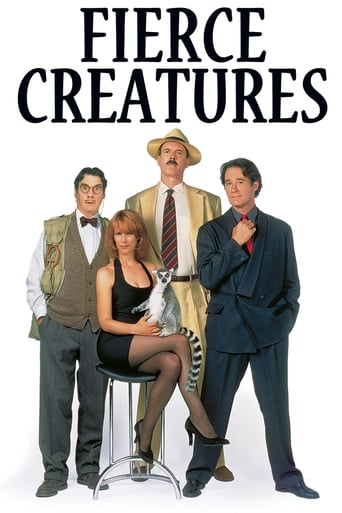 Poster of Fierce Creatures