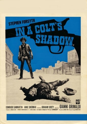 In a Colt's Shadow Movie Poster