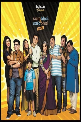 Poster of Sarabhai vs Sarabhai Take 2