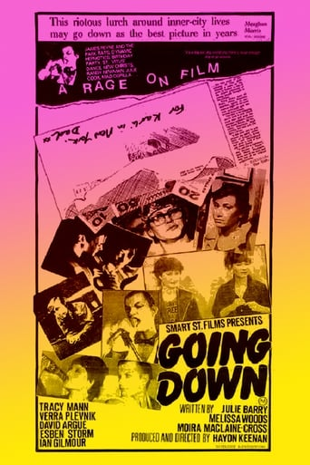Poster of Going Down