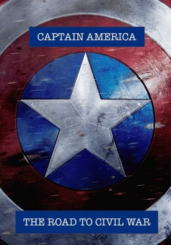 Poster of Captain America: The Road to Civil War