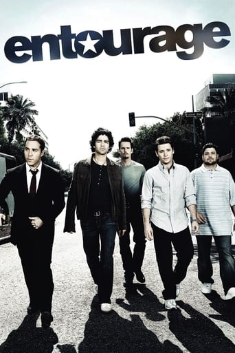 Poster of Entourage: El séquito