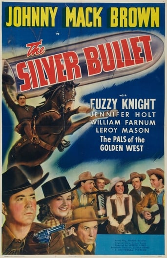 Poster of The Silver Bullet