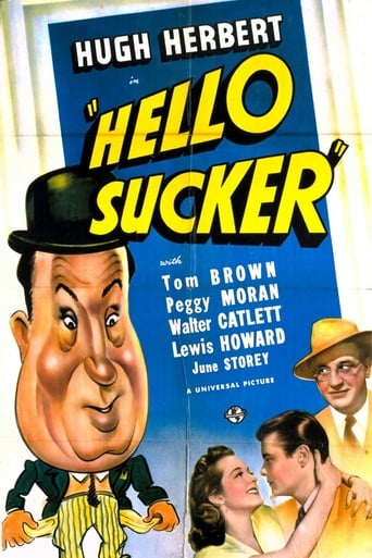 Poster of Hello, Sucker