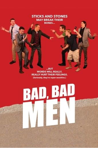 Poster of Bad, Bad Men