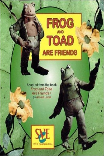 Poster of Frog and Toad Are Friends