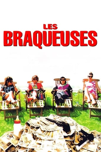 Poster of Les Braqueuses