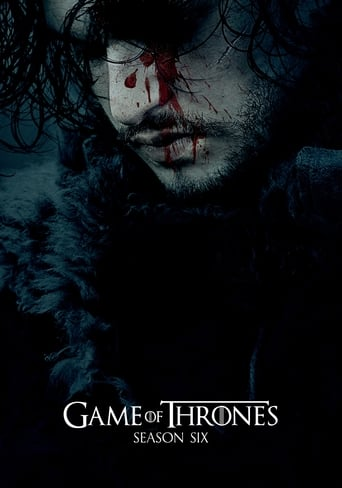 Sostų karai / Game of Thrones (2016) 6 Sezonas