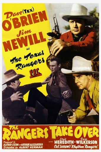 Poster of The Rangers Take Over