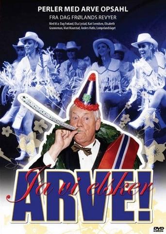 Poster of Ja vi elsker ARVE!