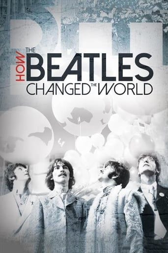 Poster of How the Beatles Changed the World