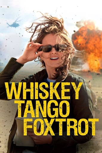 Poster of Whiskey Tango Foxtrot