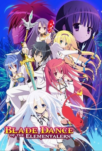 Poster of Blade Dance of Elementalers