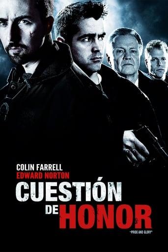Poster of Cuestión de Honor
