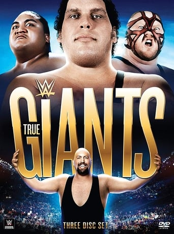 Poster of WWE: Presents True Giants