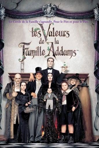 Poster of Les Valeurs de la famille Addams