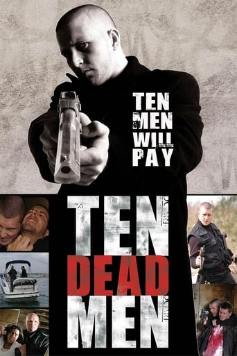 Poster of Ten Dead Men