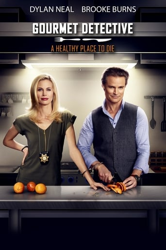 Poster of Gourmet Detective: A Healthy Place to Die