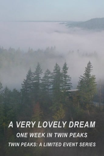 Poster of A Very Lovely Dream: One Week in Twin Peaks