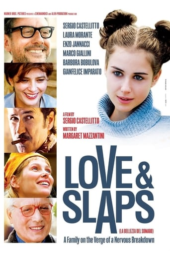 Poster of Love & Slaps