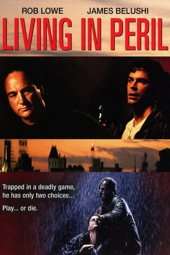 Poster of Living in Peril