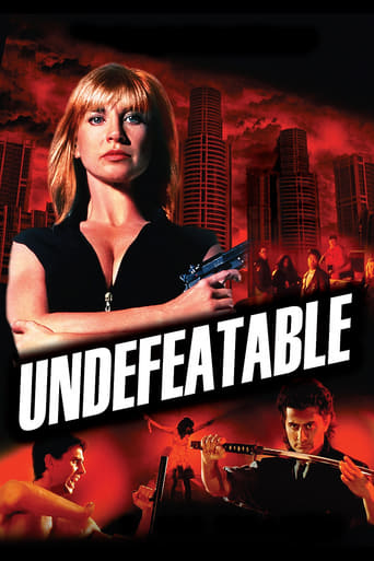 Poster of Undefeatable