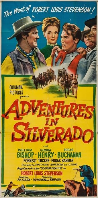 Poster of Adventures in Silverado