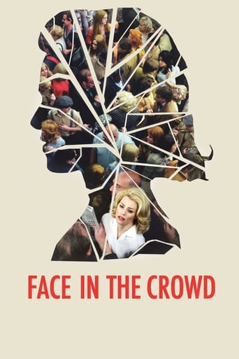 Poster of Face in the Crowd