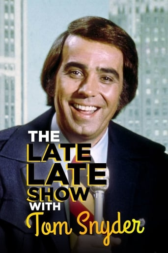 Poster of The Late Late Show with Tom Snyder