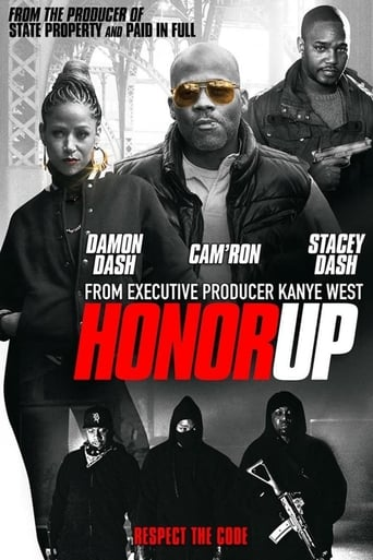 Poster of Honor Up