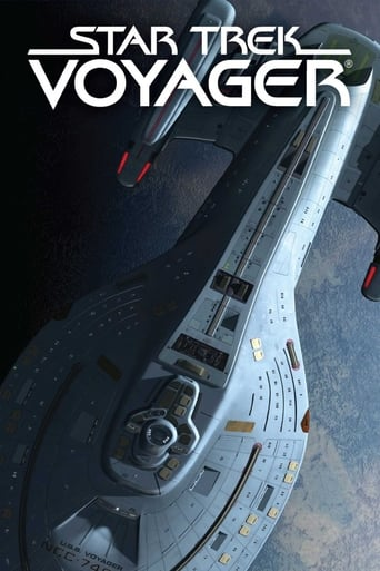 Poster of Star Trek: Voyager