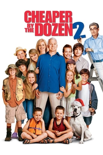 Poster of Cheaper by the Dozen 2