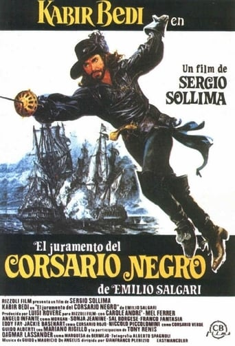 Poster of The Black Corsair