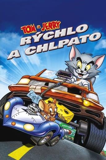 Tom a Jerry: Rýchlo a chlpato