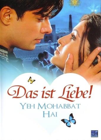 Poster of Yeh Mohabbat Hai