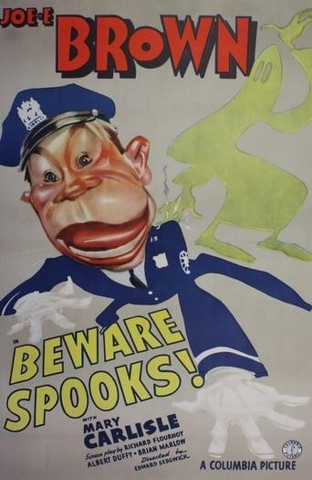 Poster of Beware Spooks!