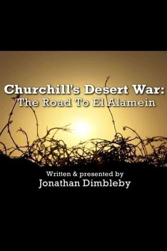 Churchill's Desert War: The Road to El Alamein